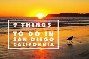 9 reasons we love San Diego, California
