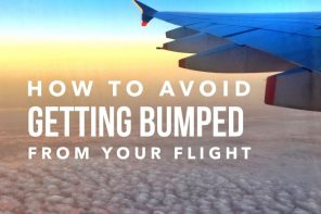 How to avoid getting bumped from your flight
