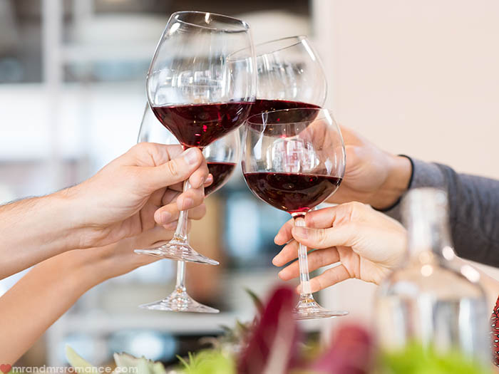 How to match wine with food