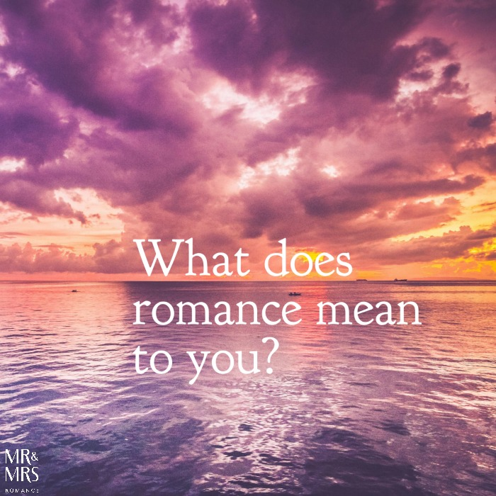 What does romance mean - Smaggle