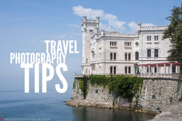 Travel photography tips - Mr and Mrs Romance