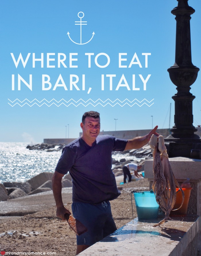 Where to eat in Bari