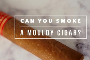 Is your cigar mouldy and can you smoke it?