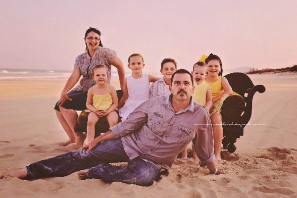 Big Family Little Income - Bruce Devereaux - What does romance mean to you?