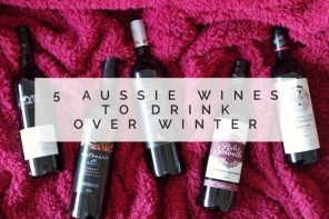 5 winter reds from South Australia – which Aussie wines to drink over winter
