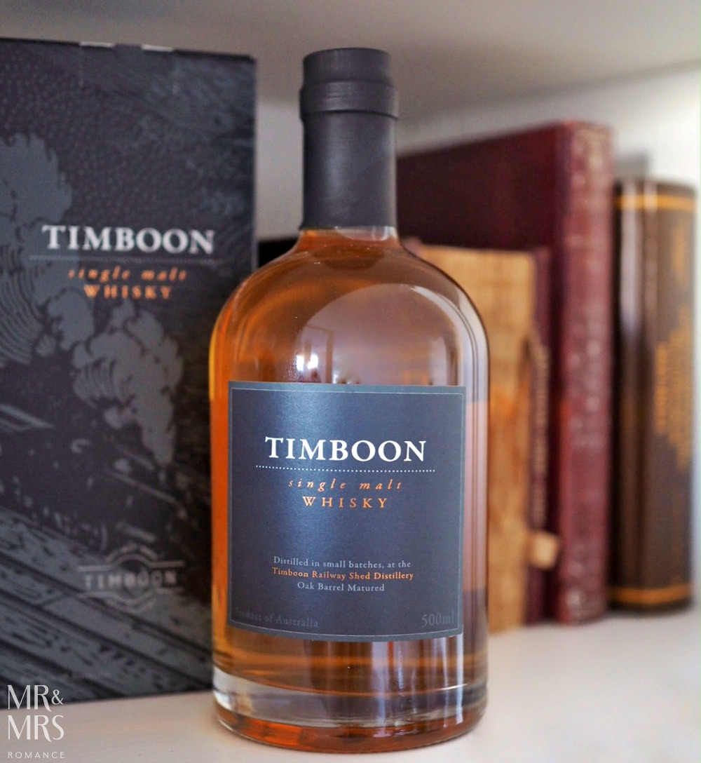 Mr & Mrs Romance - Father's Day gifts - Timboon whisky