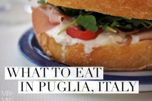 5 dishes from Puglia you must eat