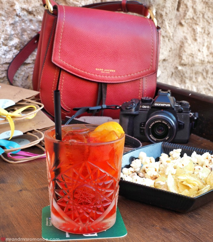 How to photograph food - travel photography tips