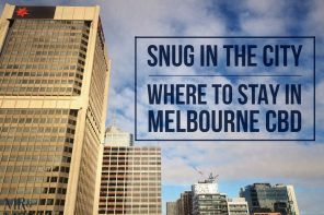 Snug in the city – where to stay in Melbourne CBD that feels like home