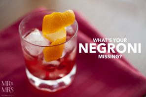 What's your negroni missing? Time to sloe your gro