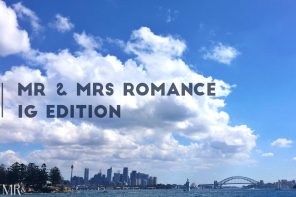 An anniversary, summer rosés and Mrs R's first Priceline public appearance