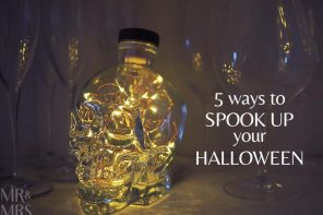 5 ways to spook up your Halloween