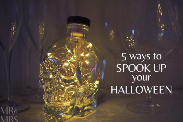 Halloween party ideas - MMR