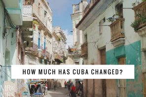How much has Cuba changed – and is the romance over?