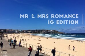 Bondi, Balmain, Balmoral and a wall of cats