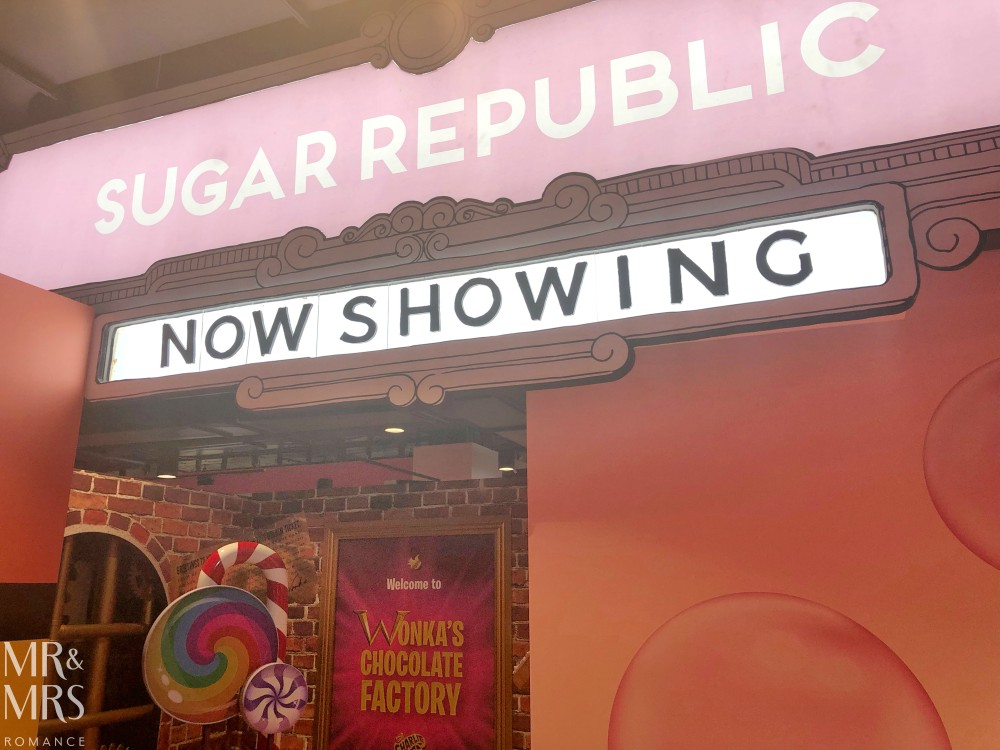 Sugar Republic, Myer Sydney