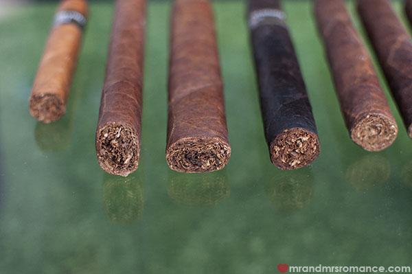 Cigars - Montecristo - Bucanero - Dona Flor - Macanudo