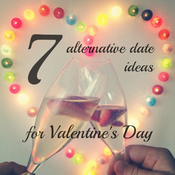 Valentine's Day heart champagne celebrate