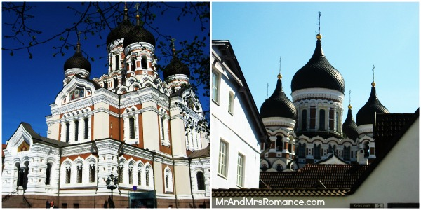 Alexander Nevsky Cathedral Collage