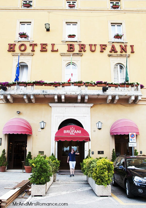 Perugia Hotel Brufani hotel italy vacation holiday