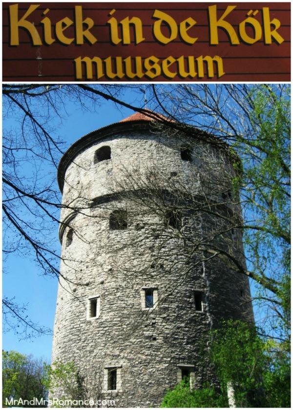 Mr & Mrs Romance - Tallinn Old Town - KieK in de Kok collage