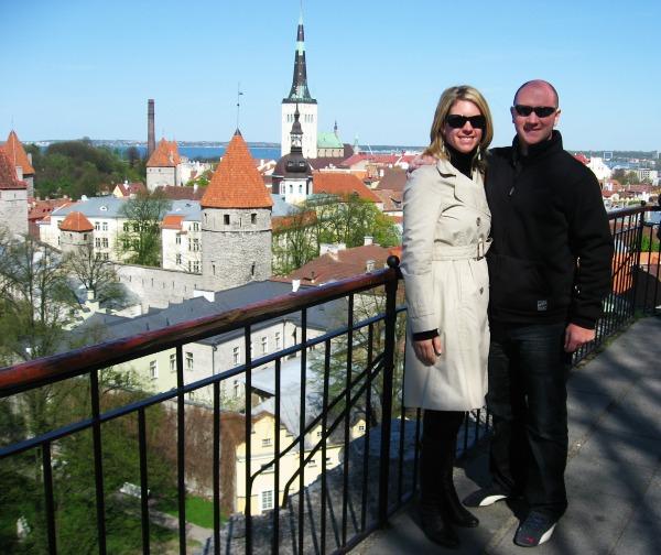 Mr & Mrs Romance - Tallinn Old Town2