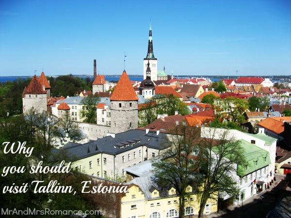 Mr & Mrs Romance - Why you should visit Tallinn Old Town, Estonia