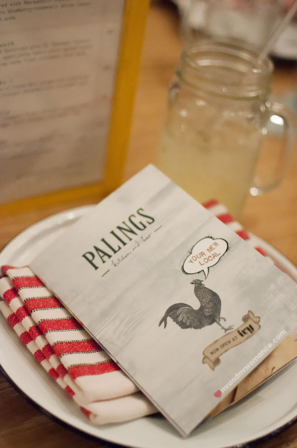 Palings restaurant at Ivy - where to eat in sydney
