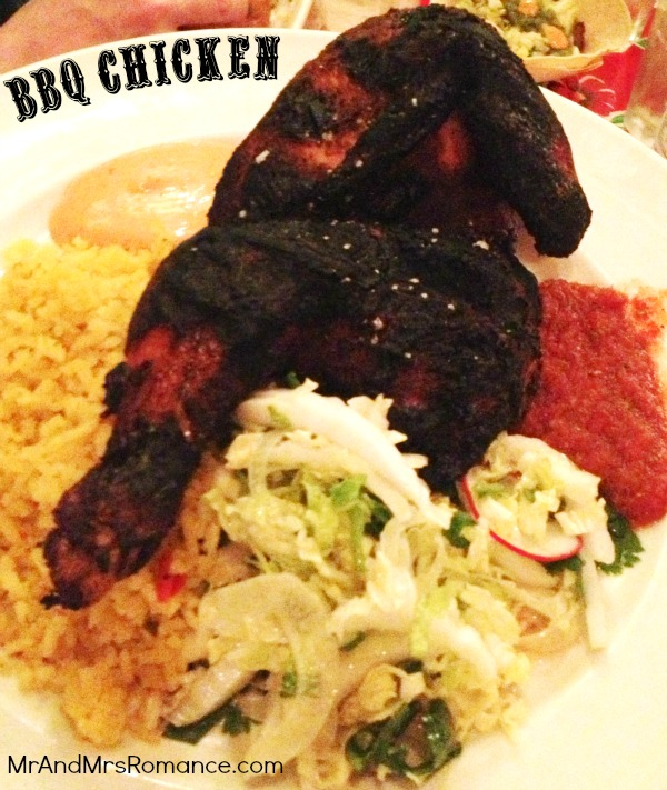 Mexican food sydney el loco merivale mr and mrs romance bbq chicken