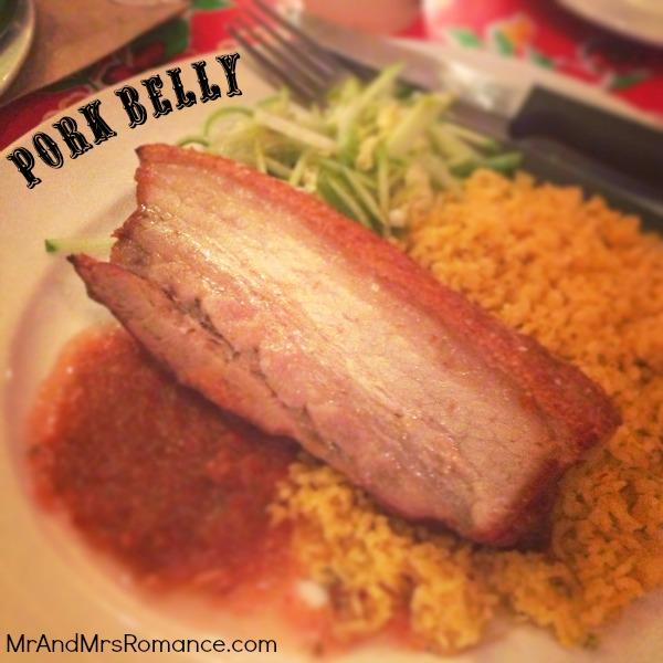 Mexican food sydney el loco merivale mr and mrs romance pork belly