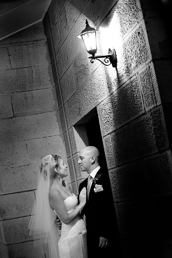 Mr and Mrs Romance - wedding day 1