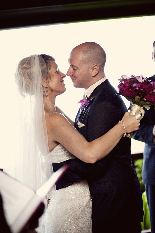 Mr and Mrs Romance - wedding day 2