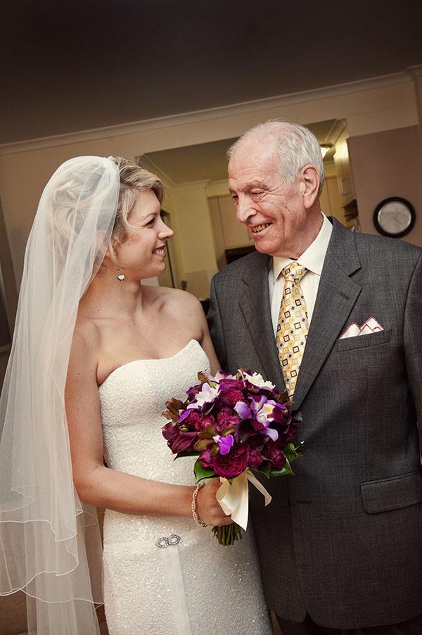 Mr and Mrs Romance - wedding day 4