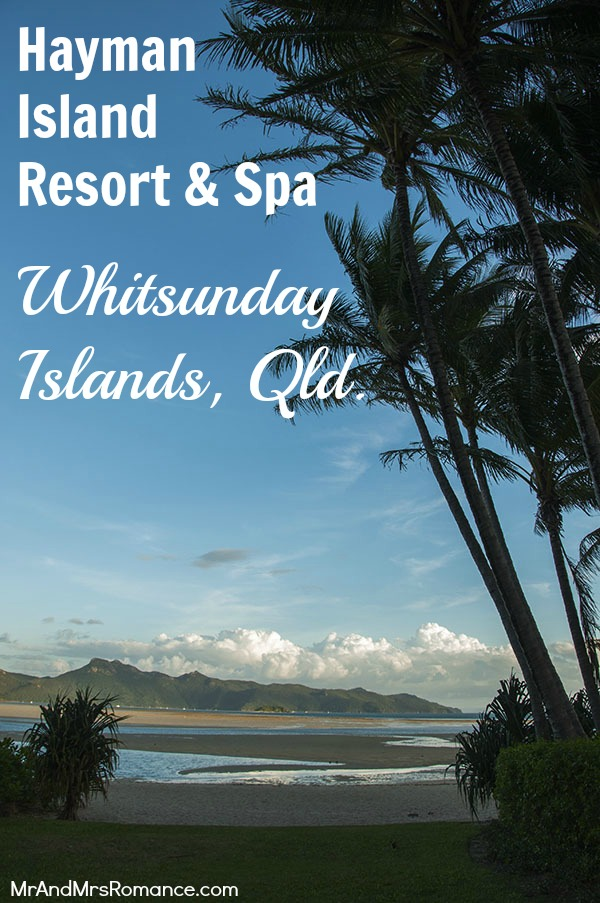 Mr and Mrs Romance - Hayman Island Whitsundays Title 1