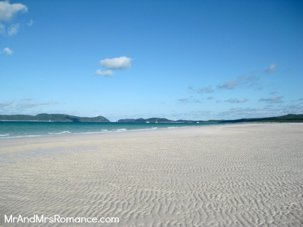 Mr and Mrs Romance - Monday Travel - Whitsundays 5