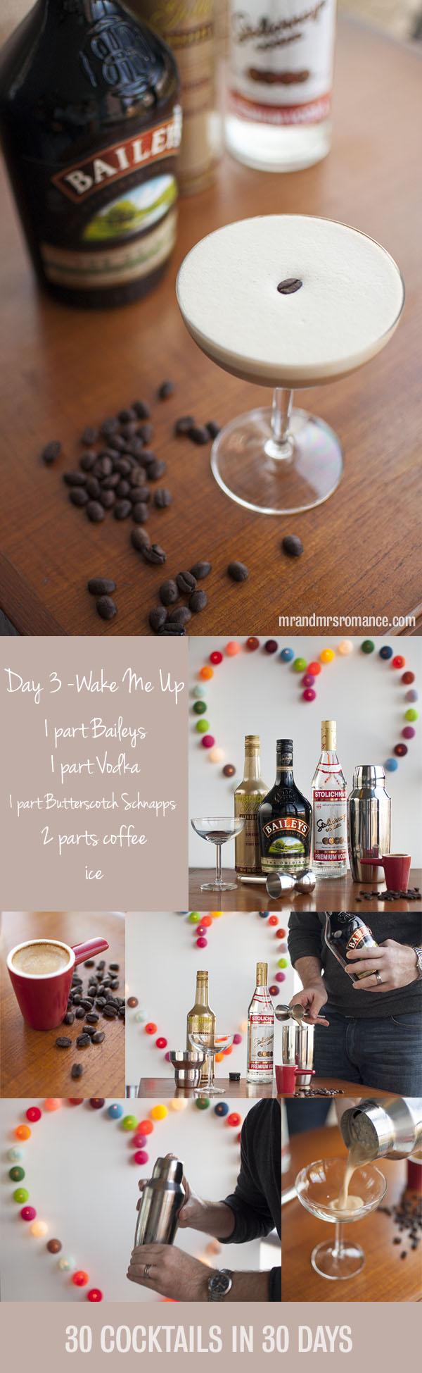 How to make an espresso cocktail