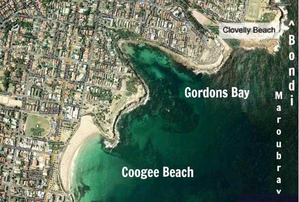 Gordons Bay, Sydney - Sydney secrets