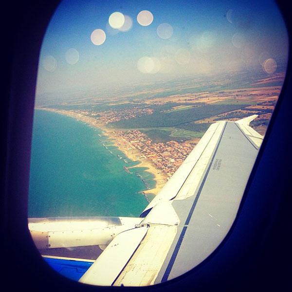 Mr and Mrs Romance - aisle or window plane seats