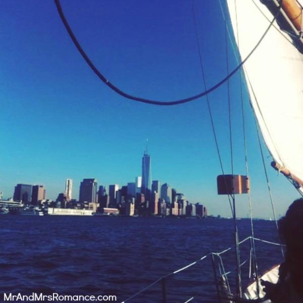 Mr & Mrs Romance - USA - 1 NYC cruise