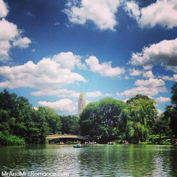Mr & Mrs Romance - USA - 11 Central Park