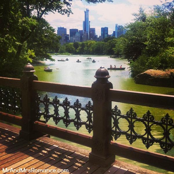 Mr & Mrs Romance - USA - 12 Central Park