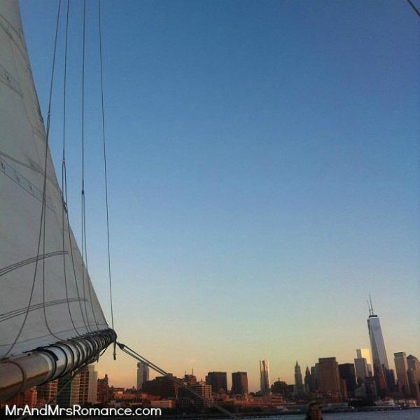 Mr & Mrs Romance - USA - 2 NYC cruise