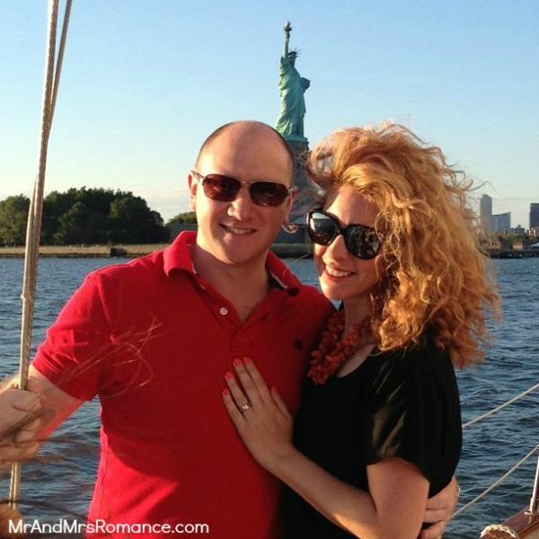 Mr & Mrs Romance - USA - 3 NYC cruise