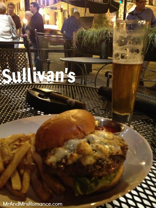 Mr & Mrs Romance - USA - 6 Sullivan's Steakhouse