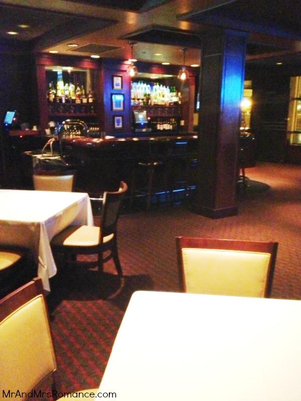 Mr & Mrs Romance - USA - 8 Sullivan's upstairs bar