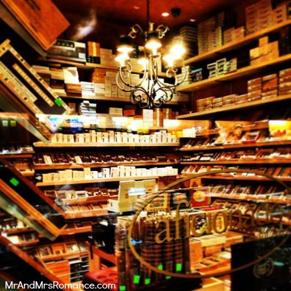 Mr & Mrs Romance - USA - 9 Mr shopping