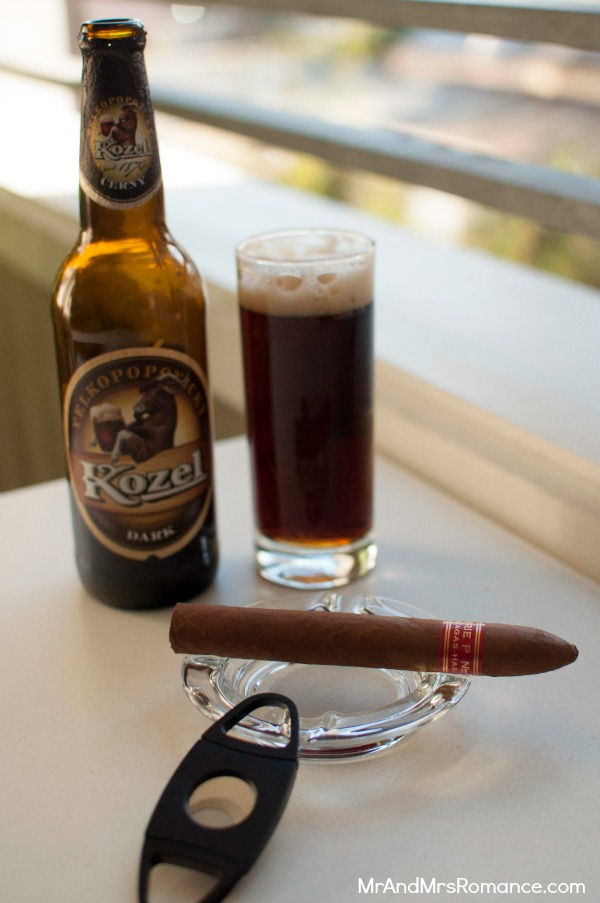 Mr & Mrs Romance - cigars - Partagas P2 1