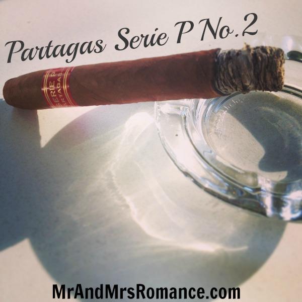 Mr & Mrs Romance - cigars - Partagas P2 title