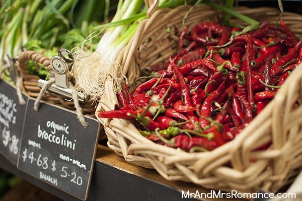 Mr & Mrs Romance - Food - 4 Katoomba chillis