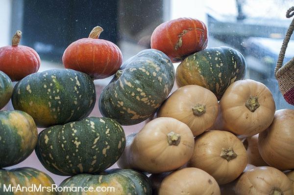 Mr & Mrs Romance - Food - 5 Katoomba pumpkins